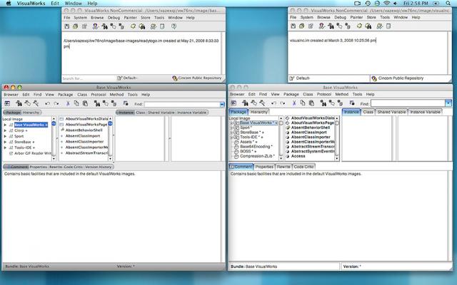 Smalltalk programmiersprache