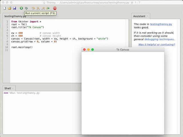 Schockwellenreiter: Thonny, eine anfängerfreundliche Python-IDE